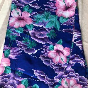Hilo Hattie Cover Up Sarong - Hibiscus